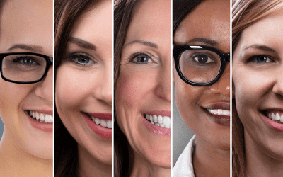April is Women's Eye Health and Safety Month